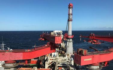 Meta sankcija su kompanije koje postavljaju cijevi gasovoda