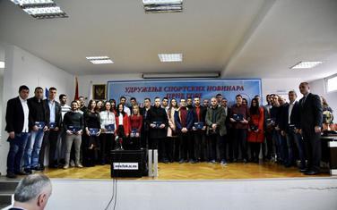 Nagrađeni studenti
