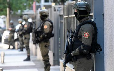 Elitne policijske jedinice (ilustracija)