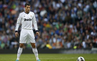 Ronaldo u dresu Reala