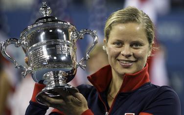 Kim Klajsters 2009. godine na US Openu