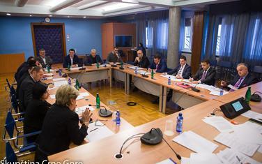 Odbor za politički sistem, pravosuđe i upravu