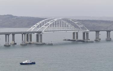 Željeznički most treba da ojača veze između Rusije i Krima