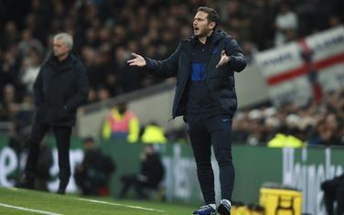 Lampard je odgovorio Murinju