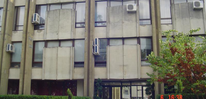 Zgrada opštine Ulcinj