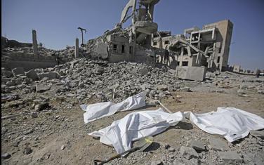 Detalj iz Jemena (Ilustracija)