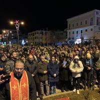 Sa protesta u Budvi