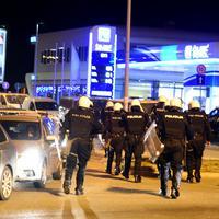 Sa intervencije policije u Zeti