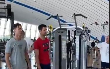 Đoković i Ronaldo