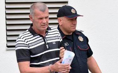 Sa jednog od ranijih privođenja Radulovića