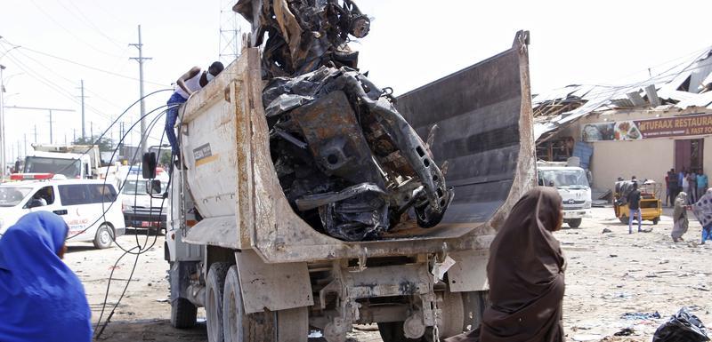 Kamion odnosi vozilo korišteno u napadu