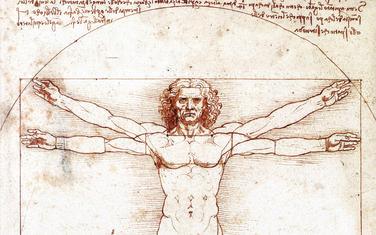 Slavna Leonardova skica