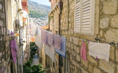 Detalj iz Dubrovnika