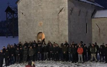 Sa protesta u Andrijevici