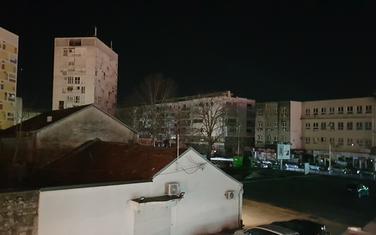 Zbog kvara na mreži dio centra Podgorice bez struje