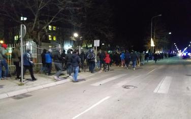 Protest u Nikšiću