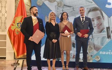 Ivanovićeva kompanija proglašena za inovatora godine: Sa dodjele nagrada Ministarstva nauke