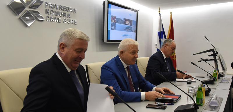 Marković na sastanku u Privrednoj komori