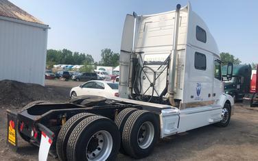 Od skoro sam svoj gazda: Stojanovićev kamion
