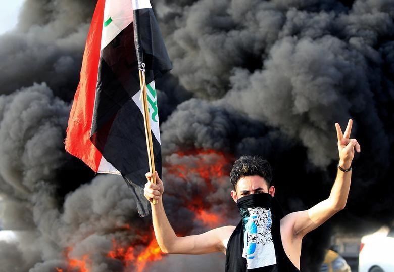 Protesti u Iraku izbili su zbog širenja uticaja Irana