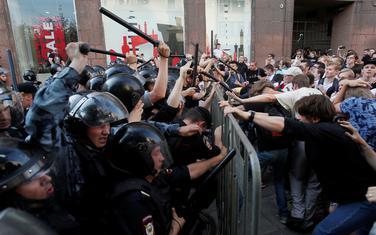 Moskvu su ljetos potresli masovni protesti opozicije