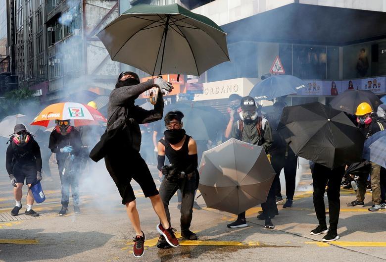 Protesti u Hong Kongu ne pokazuju znake jenjavanja