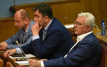 Knežević, Medojević i Mandić