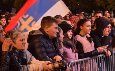 Sa ranijeg dočeka pravoslavne Nove godine (arhiva)