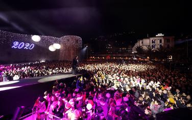 Novogodišnji nastup Zdravka Čolića u Budvi