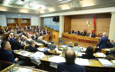 Sa rasprave u Skupštini o Predlogu zakona o slobodi vjeroispovijesti