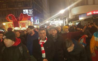 Đukanović i Knežević sinoć u Beogradu