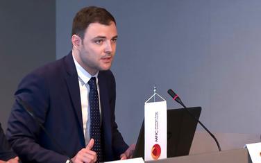 """Savjet Stranih Investitora Caption: Do kraja marta objaviće novu """"Bijelu knjigu"""": Ivan Radulović"""