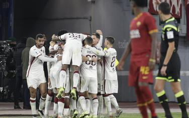 Fudbaleri Torina slave na Olimpiku