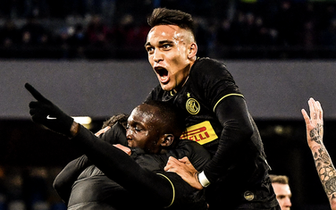 Slavlje nakon gola Lukakua