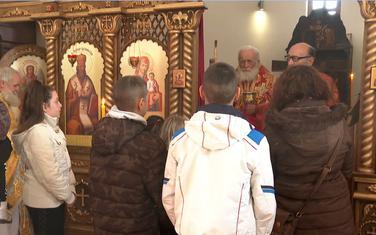 Sa liturgije na Cetinju