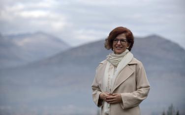 Danijela Gašparikova, stalna predstavnica UNDP u Crnoj Gori