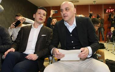 Darko Kovačević i Marko Pantelić