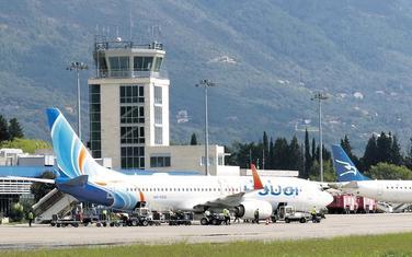 Tokom 2019. na pistu aerodroma Tivat sletjelo 7.049 aviona