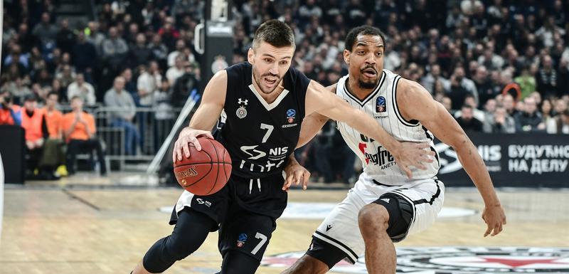 Nemanja Gordić je postigao 22 poena
