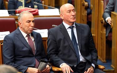 Smatraju da ih zakon ne obavezuje da uvijek dođu u Skupštinu: Stanković i Katnić