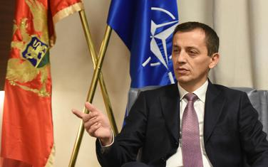 Ministar odbrane, Predrag Bošković