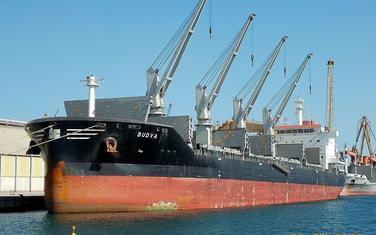 Jedan od četiri crnogorska prekookeanska broda