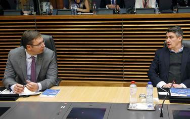Vučić i Milanović