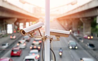 Nadzorna ulična kamera