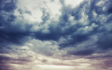 Oblačno