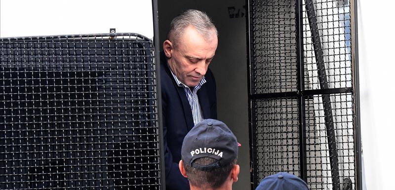Tvrde da je dio Kneževićeve kriminalne grupe: Vujošević