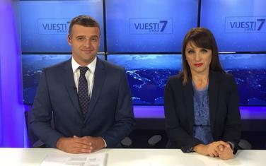 Radomir Kračković i Danijela Lasica