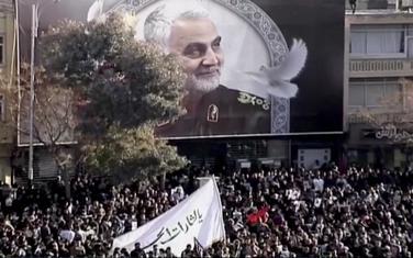 Kasem Solejmani će biti sahranjen danas u rodnom gradu Kerman