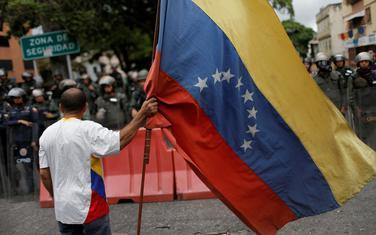 Sa demonstracija u Karakasu