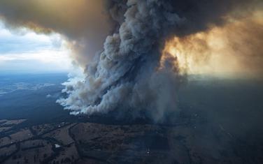Požari za sobom ostavili spaljenu zemlju površine Južne Koreje